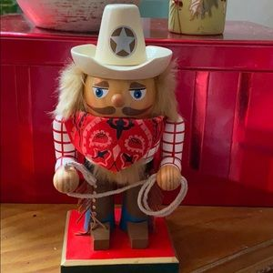 Other - Holiday cowboy 🤠 🥜 nutcracker